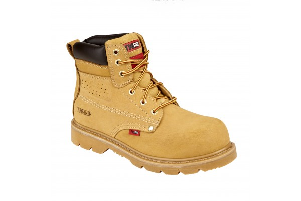 TK Steel Goodyear Welted Boot