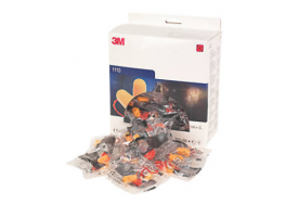 3M Corded Ear Plugs 100 Pairs