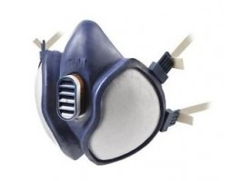 3M 4251 Maintenance Free Reusable Half Mask Respirator