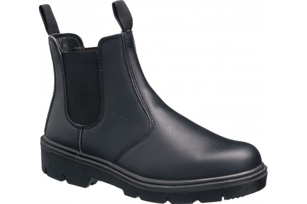 TUFFKING Leather Dealer Boot