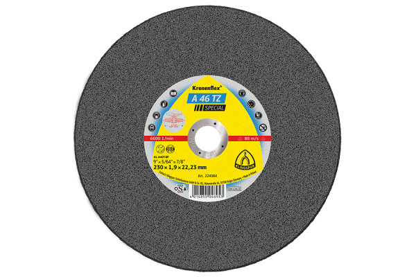 A46TZ Special S/S 115x1.6x22mm Cutting Disc