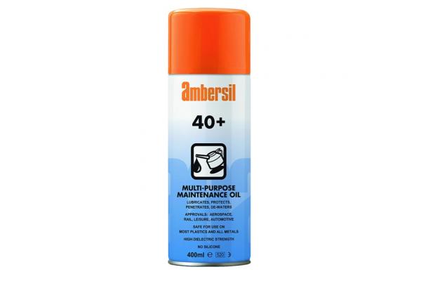 Ambersil 40+ Spray