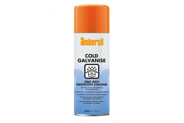 Ambersil Cold Galvanise Spray