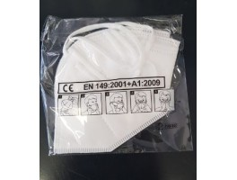 FFP2 / KN95 Disposable Face Masks (pk of 2)