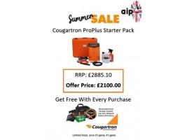 Cougartron ProPlus Weld Cleaner Starter Set Offer