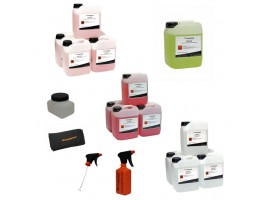 Weld Cleaning Fluid & Accessories