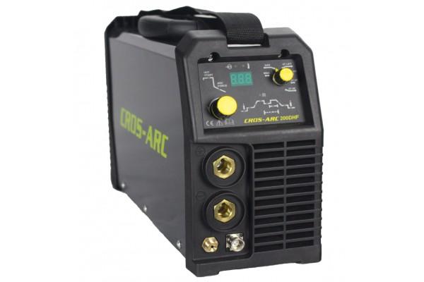 CROS-ARC 200 DC HF TIG Welder (110/230V)