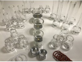 Edge Glass Gas Lens