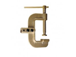 Brass 600A G Type Earth Clamp