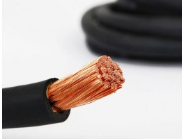 Rubber Cable - Single Insulated (Per Meter)