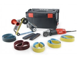 BRE 14-3 125 TRINOXFLEX Pipe Belt Sander Set