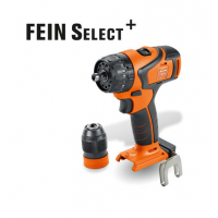 ABS 18 Q Select 2-speed cordless drill/driver