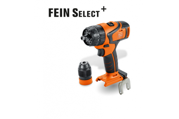 ASB 18 Q Select 2-speed cordless hammer drill/driver