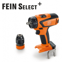 ASCM 18 QSW Select 4-speed cordless drill/driver