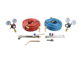 Contractors Oxygen/Acetylene Cutting Kit, Inc Alloy Box