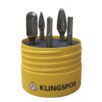 Klingspor Carbide Burr HF 100 5 piece Set
