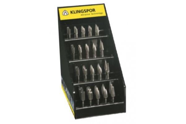 Klingspor HF 100 set 40 piece set