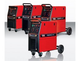 Lincoln Powertec Range (Single Phase)