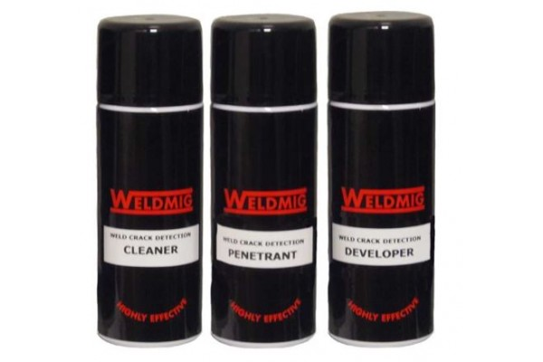 NDT Sprays (Non Destructive Testing)