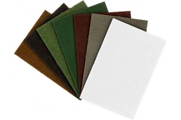 Non-Woven Web Hand Pads Heavy Duty Pack 10
