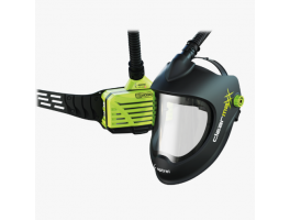 Ready to Grind E3000X with Clearmaxx PAPR Helmet