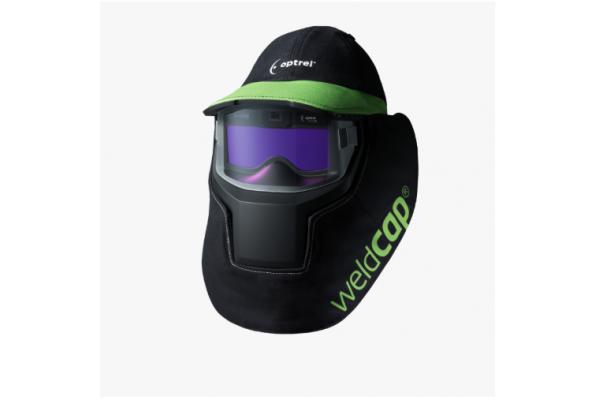 Weldcap (SN 3/9-12) - Black/Green