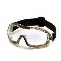 Low Profile Sport Design Safety Goggle
