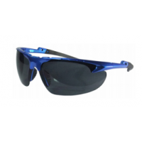 Smoked Blue Wrap Around Sport Style Specs