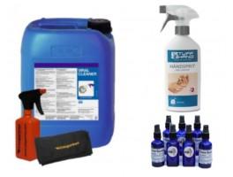 Sanitiser & Surface Spray