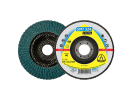 """4 1/2"""" SMT 324 ABRASIVE MOP DISCS 10pk (General Steels)"""