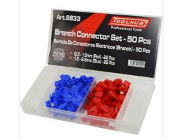 Branch Connector assortment Set 50 Piece