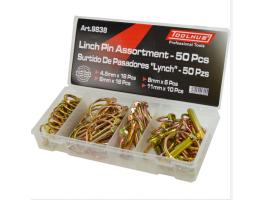 Linch Pin assortment set 50 Piece