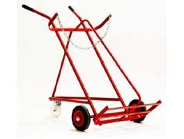 Oxy/Acet Twin 3 Wheel Trolley