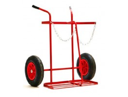 Oxy/Propane Twin 16' Wheels Trolley