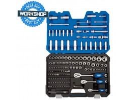 "1/2"" SQ. DR. COMBINED MM/AF SOCKET SET (41 PIECE)"