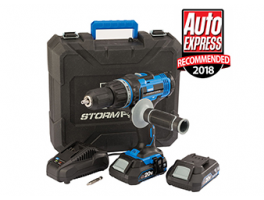 20V Combi Drill Package