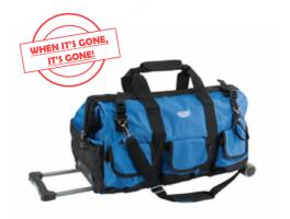 600mm Rollling Tool Bag