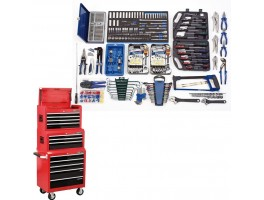 WORKSHOP DELUXE TOOL KIT (25 Piece)
