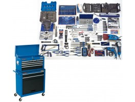 WORKSHOP PROFESSIONAL TOOL KIT (55 Piece)