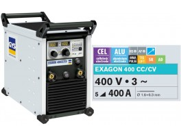 Exagon 400 CC/CV