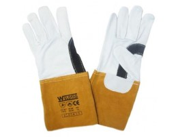 Gold TIG Gloves