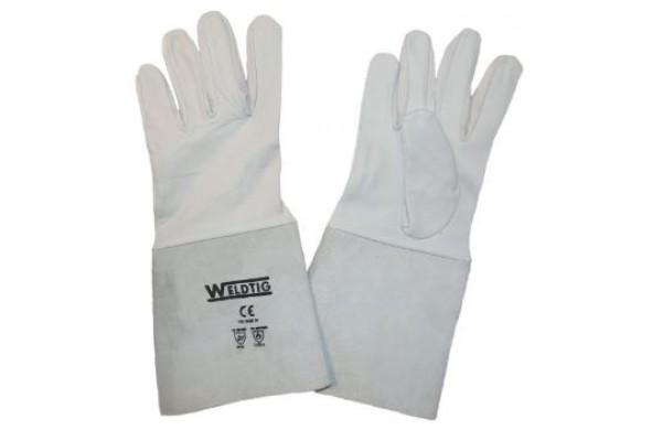 Grey TIG Gloves