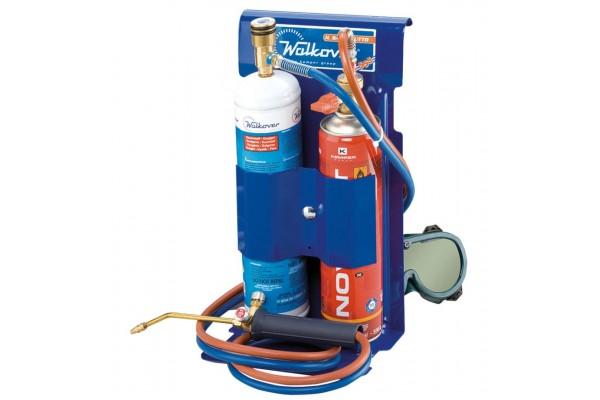 Portable Dual Gas Soldering/Brazing Kit