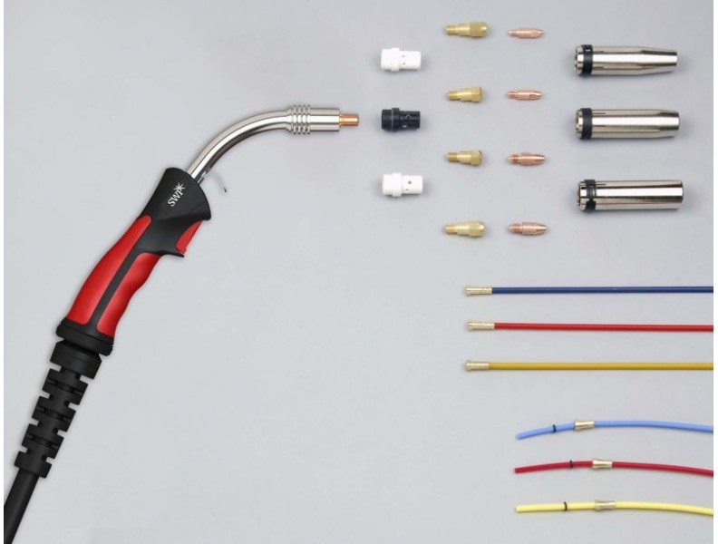 MIG Torches /Spares/ Accessories