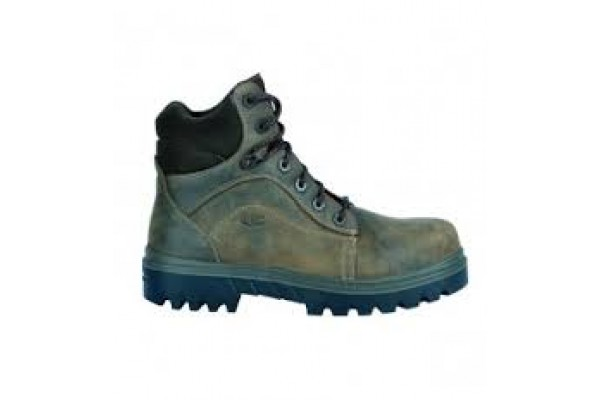 Metal Free Leather Boot S3