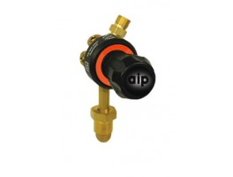 Plugged Regulator Range