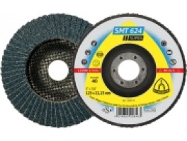 "4 1/2"" SMT 624 ABRASIVE MOP DISCS 120G 10pk (General Steels)"