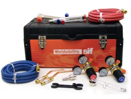 Toolbox Oxy/Acet Heavy Duty Welding & Cutting Set