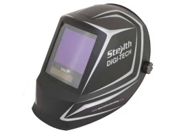 Stealth Digi-Tech Welding Helmet - True Colour