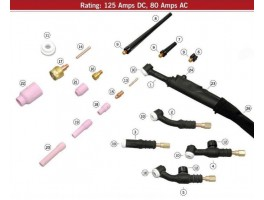 WP9 Torch Spares